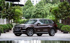 the all new BMW X3 xDrive30i car BIG 240x150 - BMW X3 奢华动感轻休旅