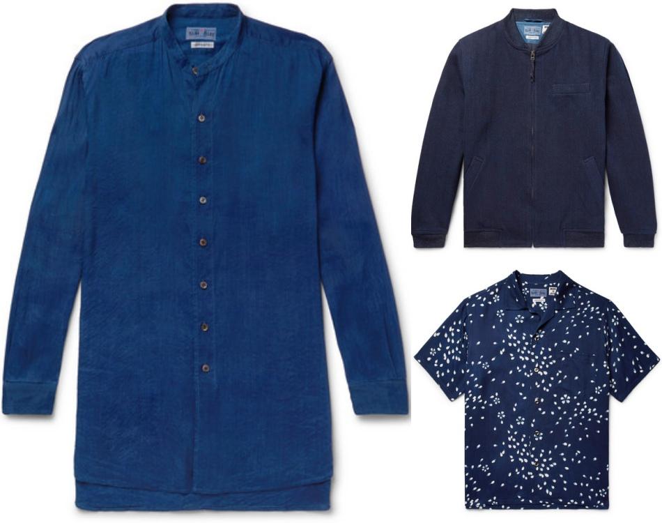what brands that you must know at mrporter blue blue japan 1 - Mr Porter 有你值得关注的国外时尚品牌