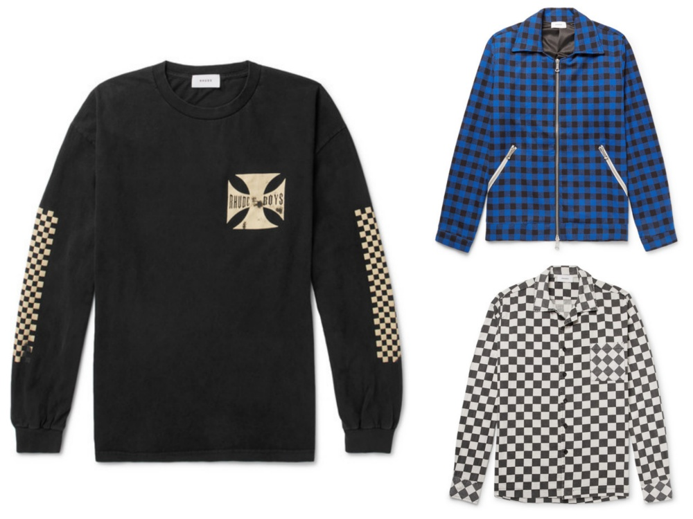 what brands that you must know at mrporter rhude 2 - Mr Porter 有你值得关注的国外时尚品牌