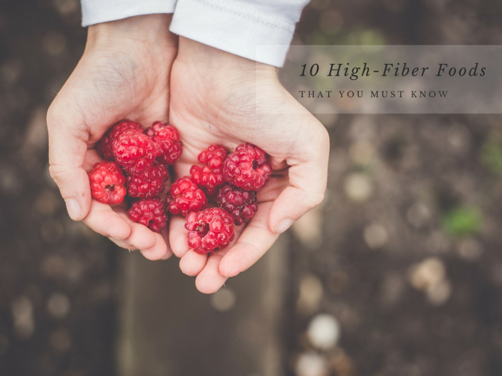 High Foods With Fiber