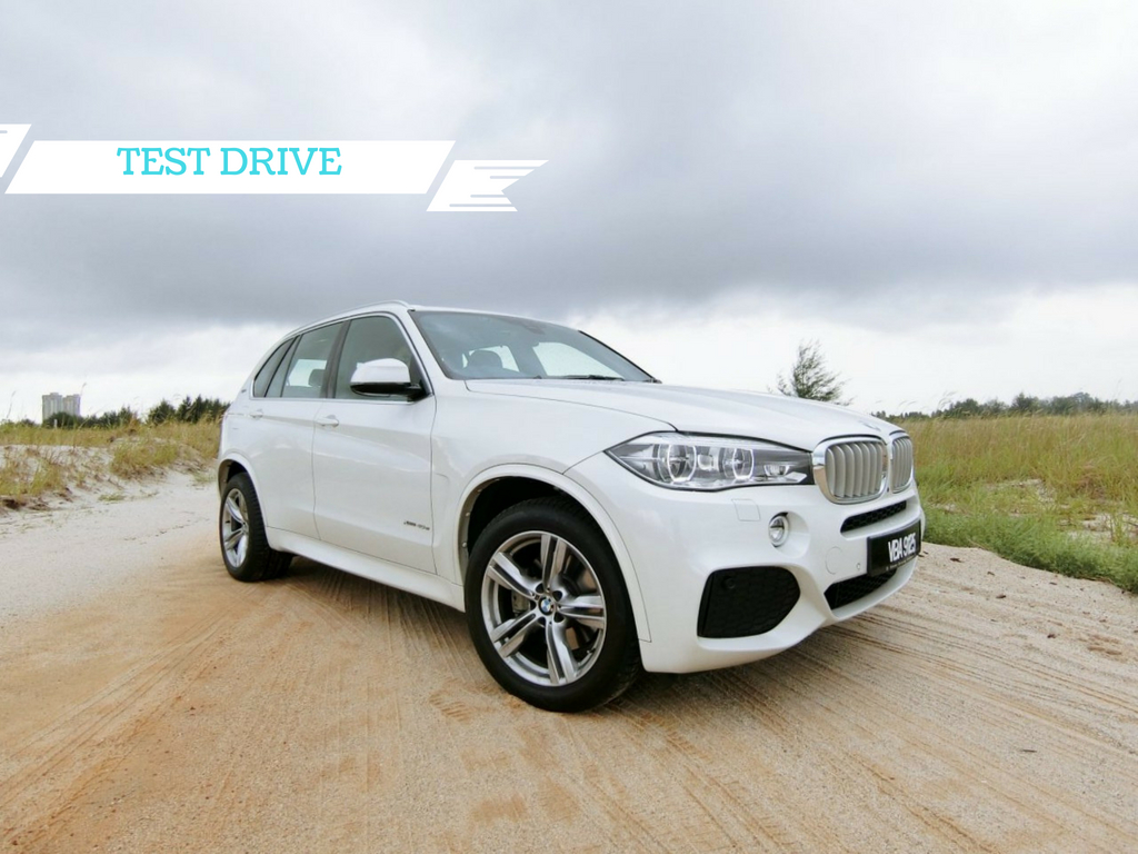 BMW X5 xDrive40e M Sport test drive kingssleeve copy - [test drive]BMW X5 xDrive40e 强势设计 豪华体验!