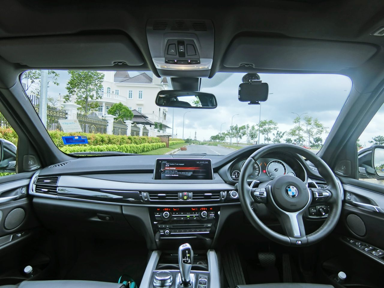 BMW X5 xDrive40e interior review kingssleeve - [test drive]BMW X5 xDrive40e 强势设计 豪华体验!
