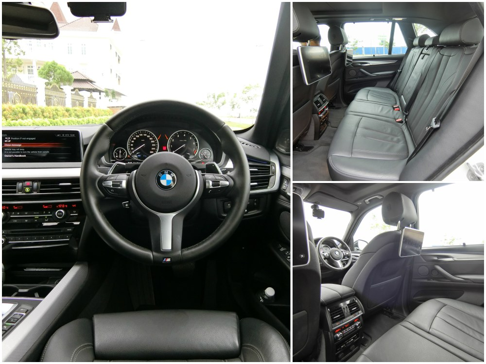 BMW X5 xDrive40e review interior - [test drive]BMW X5 xDrive40e 强势设计 豪华体验!