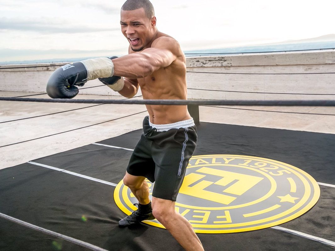 F is for…Fighter x Chris Eubank Jr. - F is for…Fighter 拳王上阵演绎 Fendi