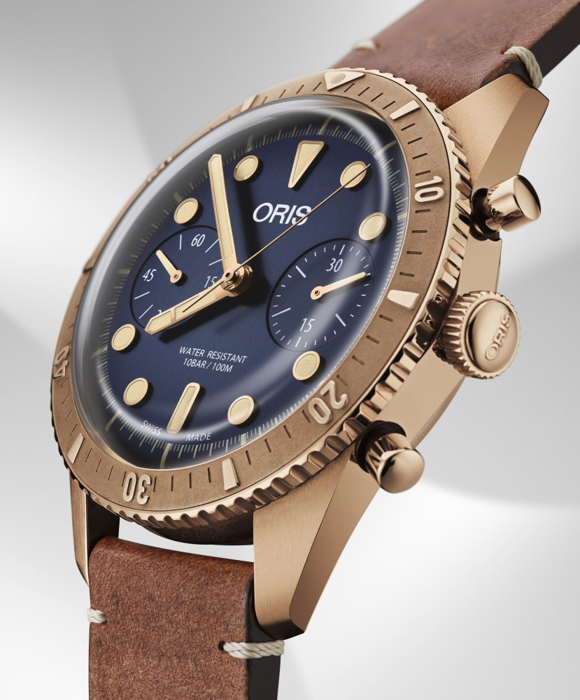 Oris Carl Brashear Chronograph Limited Edition Launch malaysia 2 - 新表大马推介礼,Oris述说Carl Brashear的英雄事迹