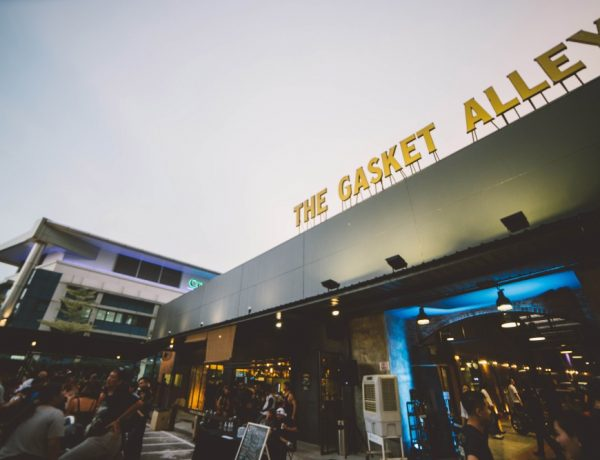 The Gasket Alley 600x460 - Ram Jam Festival 周日的文化艺术活动!