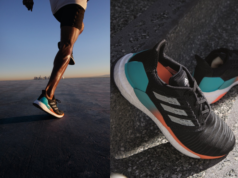 adidas solarboost running shoes BIG  - adidas Solarboost 让你飞跑起来!