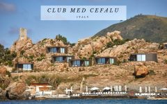 club med resort cefalu italy BIG  240x150 - Club Med Cefalu 悠闲惬意的海湾享乐