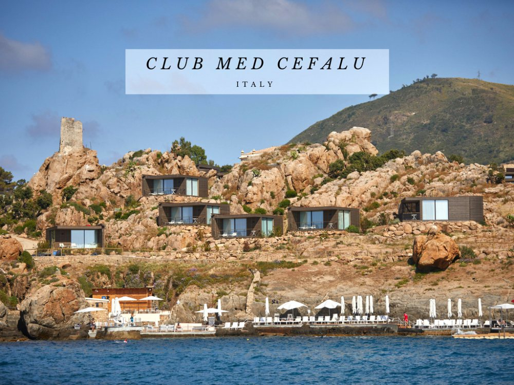 club med resort cefalu italy BIG  - Club Med Cefalu 悠闲惬意的海湾享乐