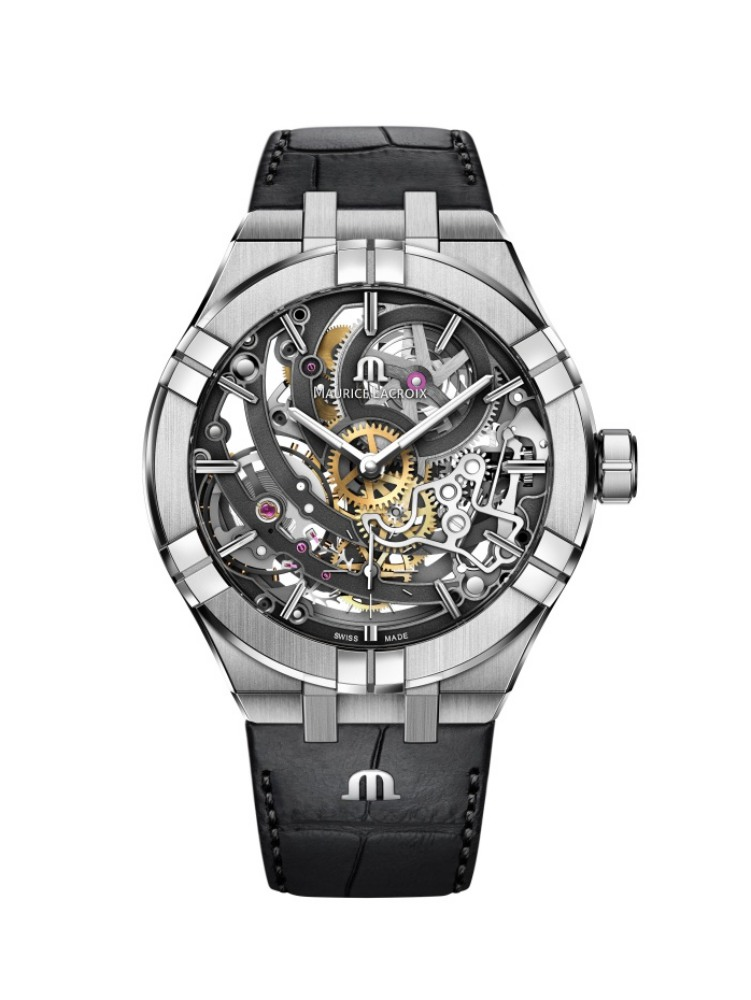 editors picks baselworld 2018 watches Maurice Lacroix Aikon Automatic Skeleton  - 编辑推荐:Baselworld 2018 理想型表款
