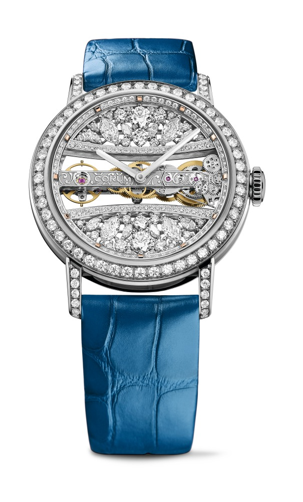 editors picks baselworld 2018 watches corum golden bridge diamonds - 编辑推荐:Baselworld 2018 理想型表款