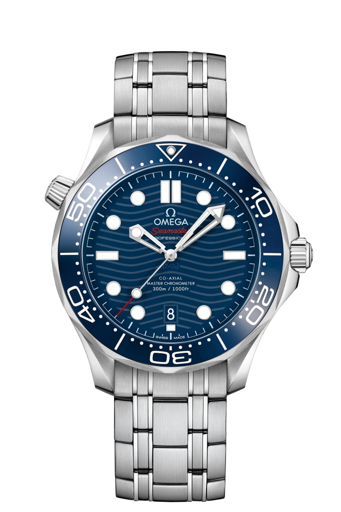 editors picks baselworld 2018 watches omega seamaster diver 300m - 编辑推荐:Baselworld 2018 理想型表款