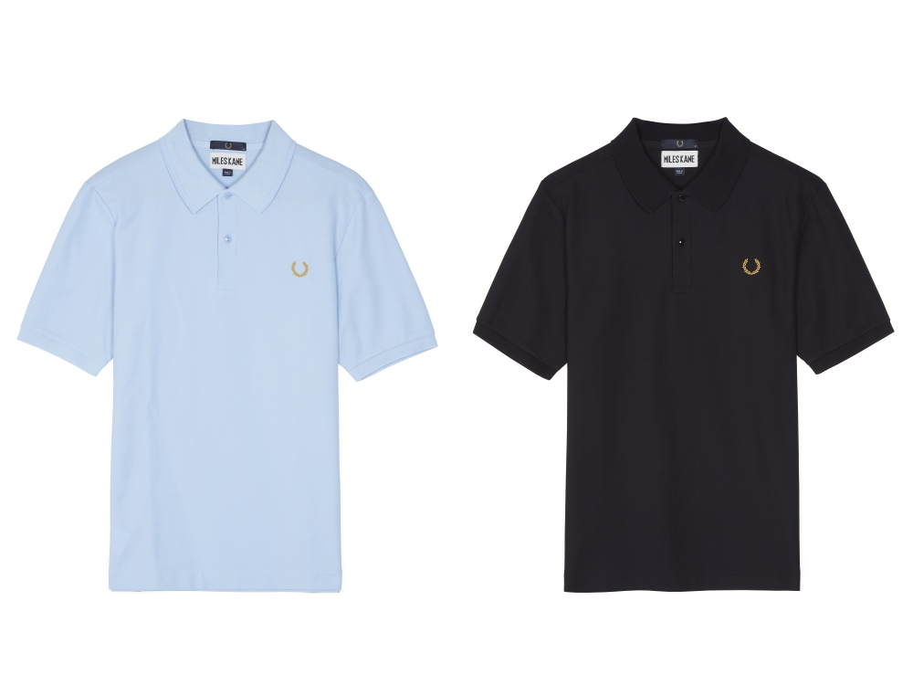 fred perry miles kane collection 10 - Fred Perry x Miles Kane 英伦绅士的怀旧格调