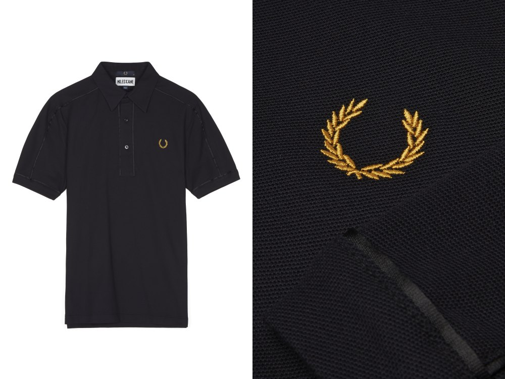 fred perry miles kane collection 11 - Fred Perry x Miles Kane 英伦绅士的怀旧格调