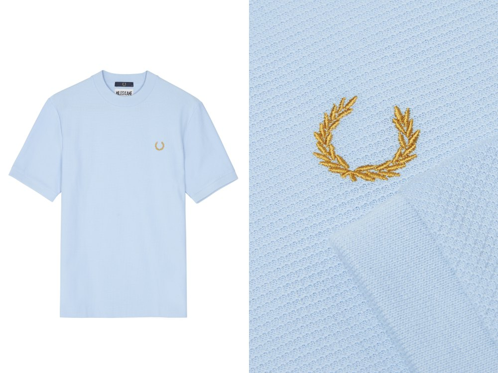 fred perry miles kane collection 12 - Fred Perry x Miles Kane 英伦绅士的怀旧格调
