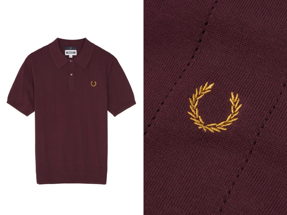 fred perry miles kane collection 6 - Fred Perry x Miles Kane 英伦绅士的怀旧格调