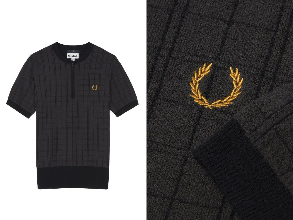 fred perry miles kane collection 7 - Fred Perry x Miles Kane 英伦绅士的怀旧格调