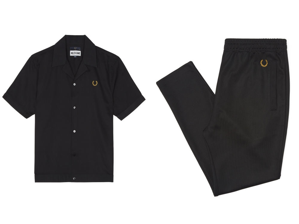 fred perry miles kane collection 8 - Fred Perry x Miles Kane 英伦绅士的怀旧格调