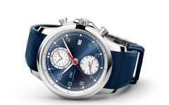 iwc portugieser yacht club chronograph summer edition BIG  240x150 - IWC Portugieser Yacht Club Chronograph 温暖蓝色的夏日之姿
