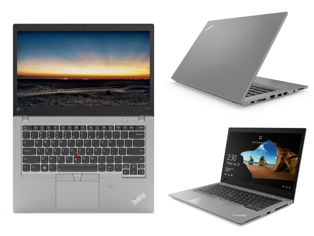 lenovo thinkpad T480S premium laptop 4 - 商务型高端轻量笔电—— Lenovo ThinkPad!