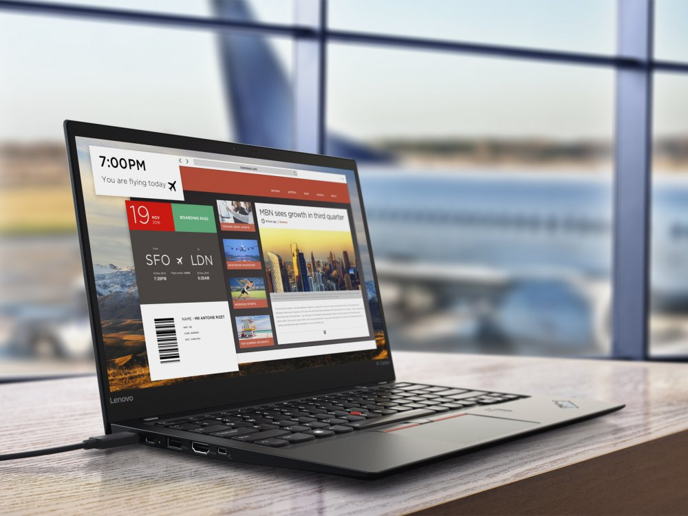 lenovo thinkpad X1 carbon premium laptop 1 - 商务型高端轻量笔电—— Lenovo ThinkPad!