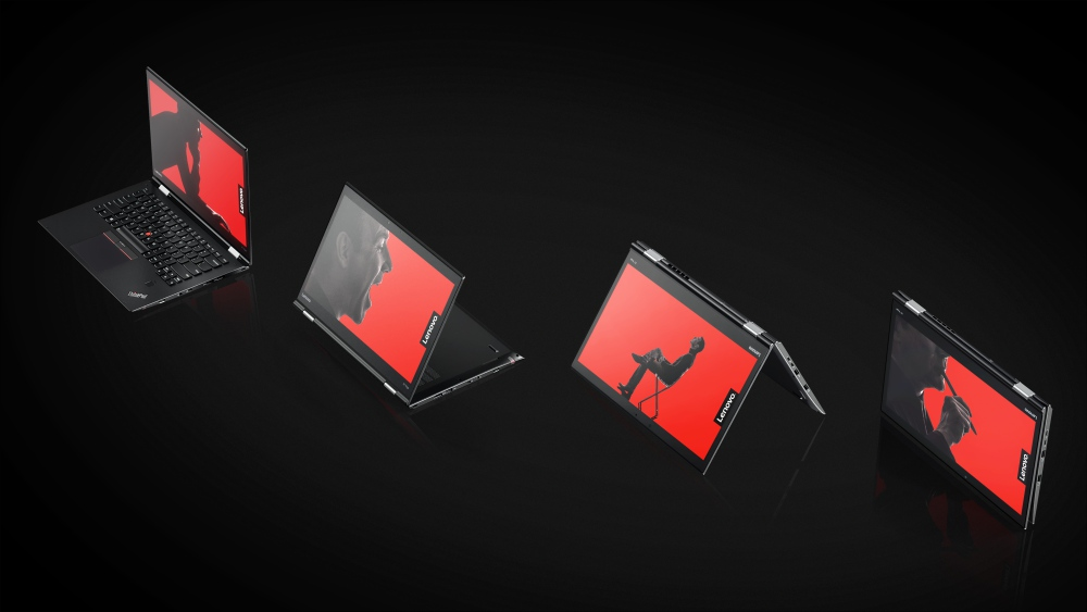 lenovo thinkpad X1 yoga premium laptop 4 - 商务型高端轻量笔电—— Lenovo ThinkPad!