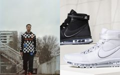 nike football x off white and kim jones 240x150 - 大牌设计师加持! 最时尚的Nike Football系列
