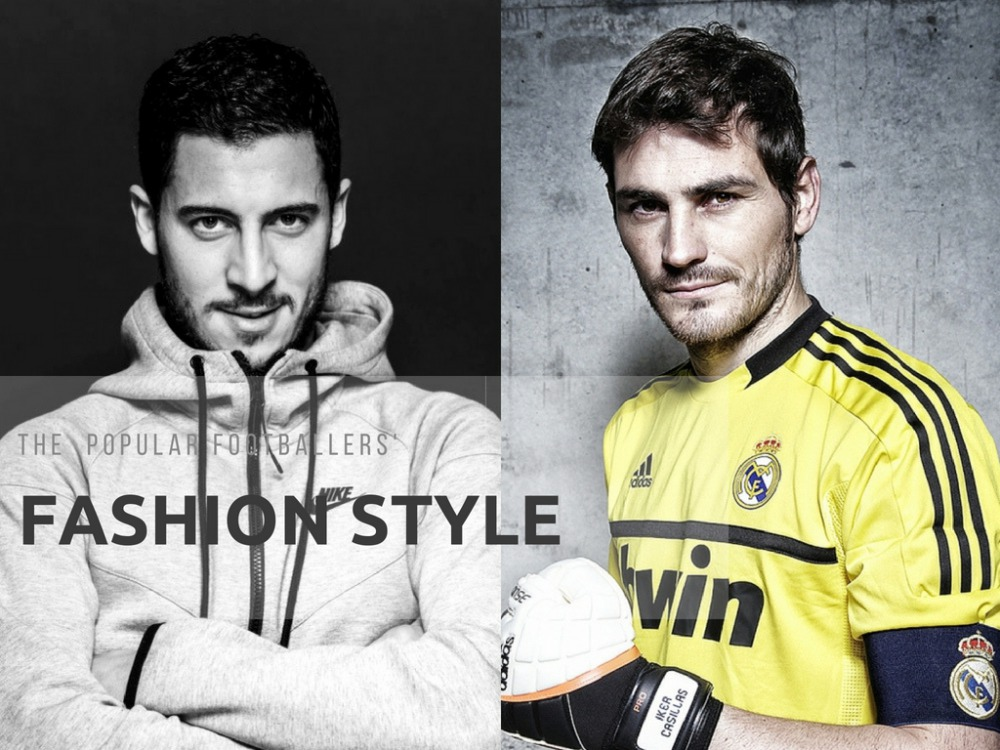 the popular footballers men fashion style kingssleeve BIG  - 看足球明星卸下球衣后,如何展现酷帅魅力!