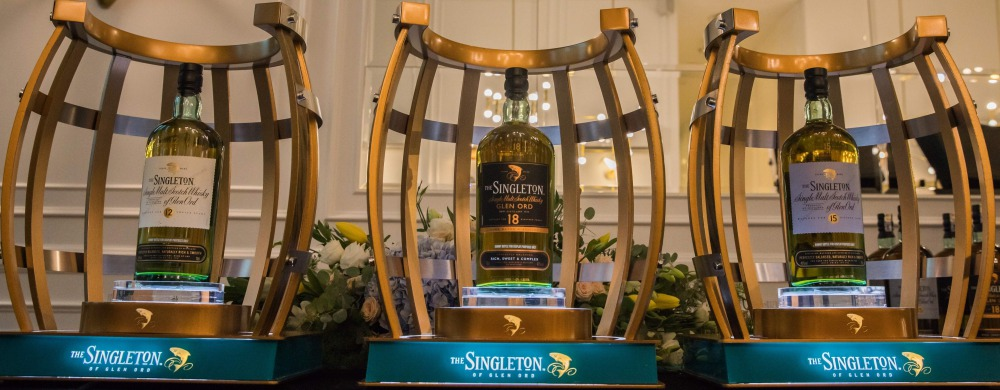 the singleton tasting session at colony kl 2 - The Singleton of Glen Ord 品醇酒,尝馥香