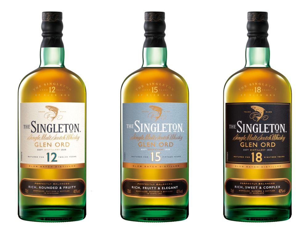 the singleton tasting session at colony kl 5 - The Singleton of Glen Ord 品醇酒,尝馥香