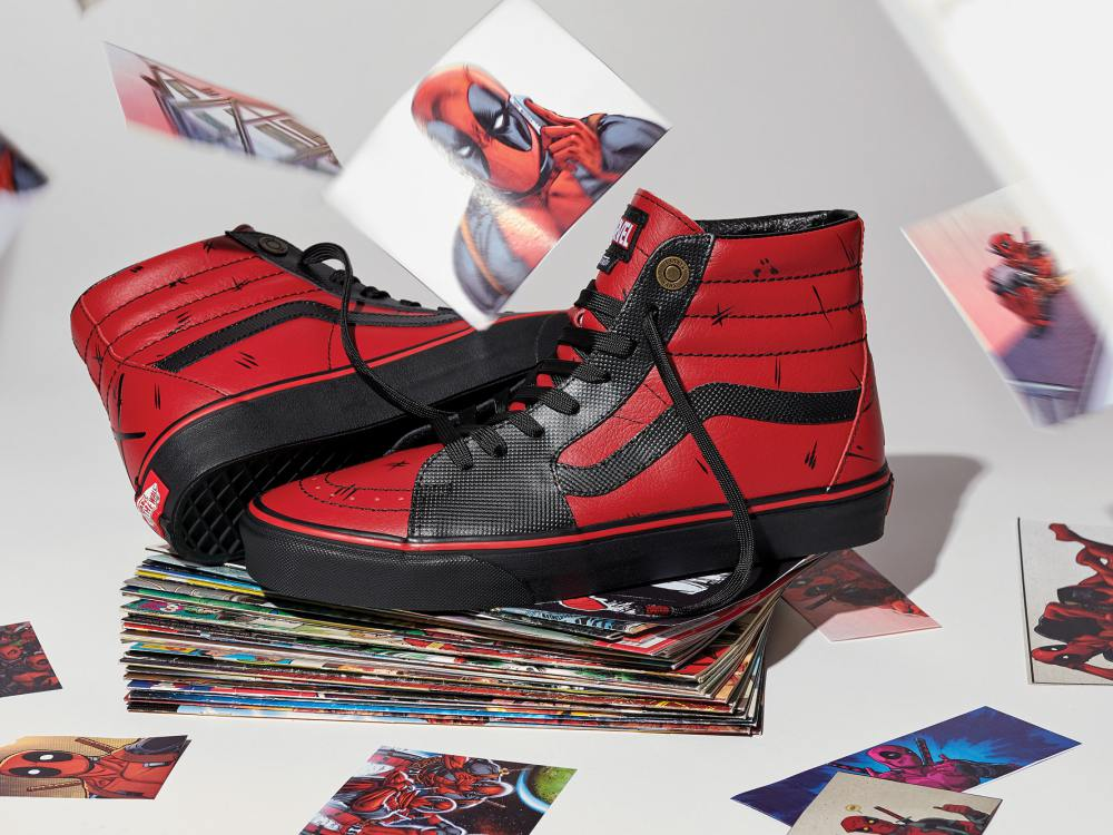 vans marvel collection off the wall 2018 14 - Vans超级英雄系列,极致满足Marvel迷!