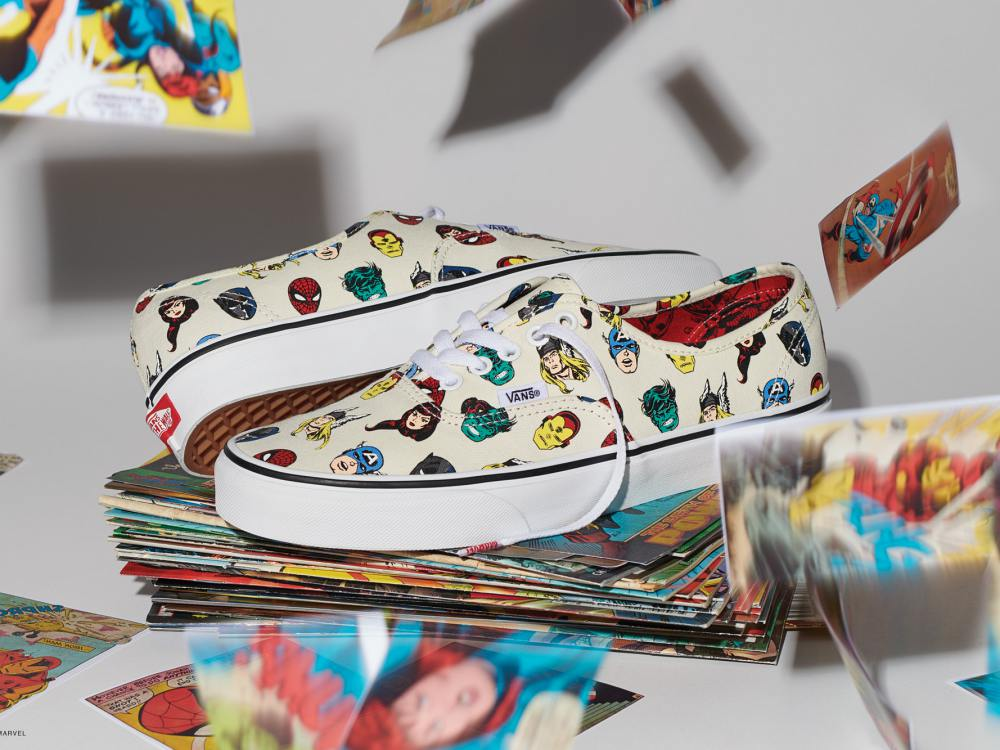 vans marvel collection off the wall 2018 16 - Vans超级英雄系列,极致满足Marvel迷!