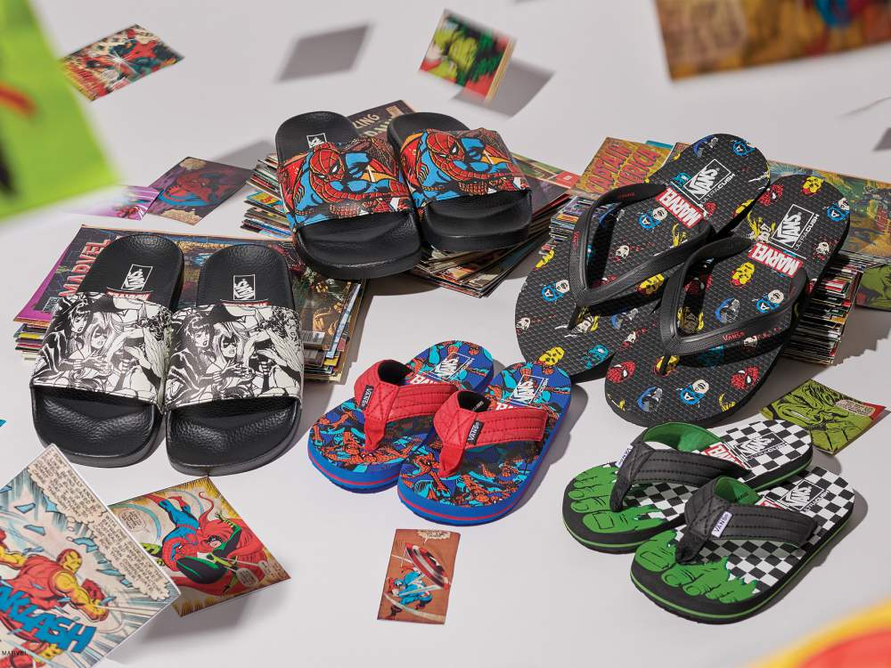 vans marvel collection off the wall 2018 5 - Vans超级英雄系列,极致满足Marvel迷!