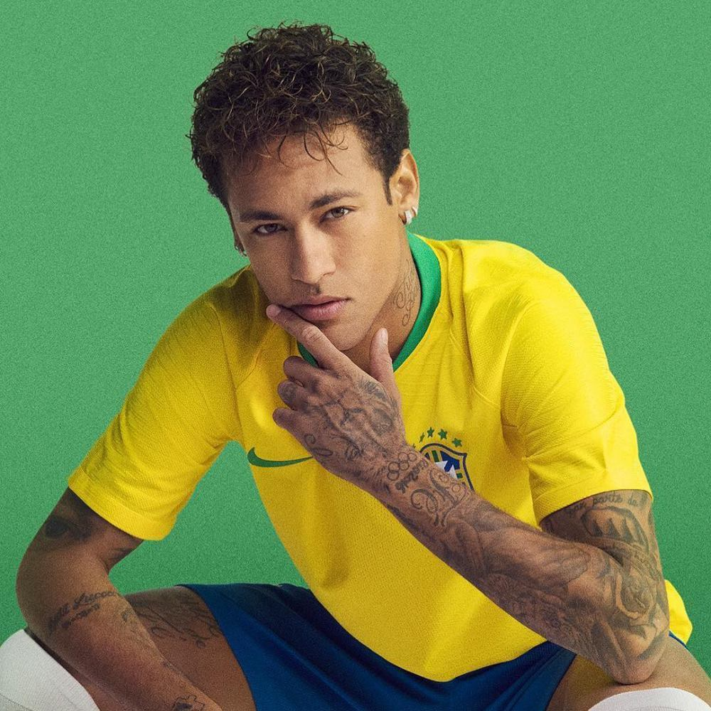 JD montly top picks brazil home jersey by nike - 足球狂热期,JD邀你穿上球衣同步感受!