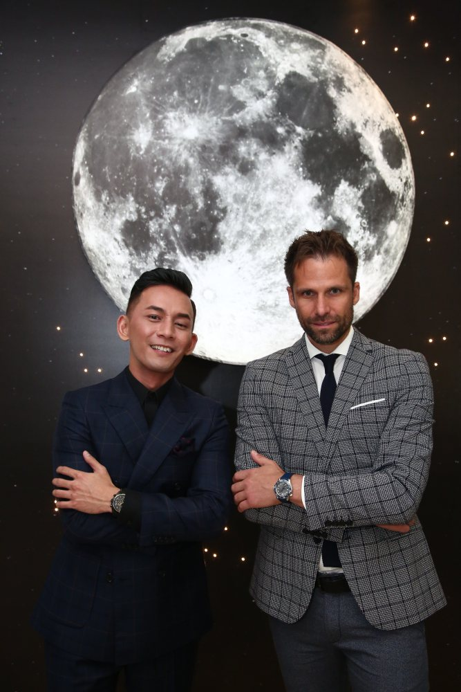 Omega Baselworld 2018 Exclusive Event in Malaysia Andre Amir and Gregory Kissling - Omega 来马分享卓越的至臻设计