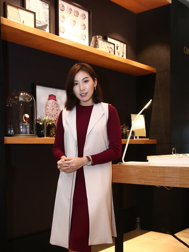 Omega Baselworld 2018 Exclusive Event in Malaysia Pauline Tan  - Omega 来马分享卓越的至臻设计