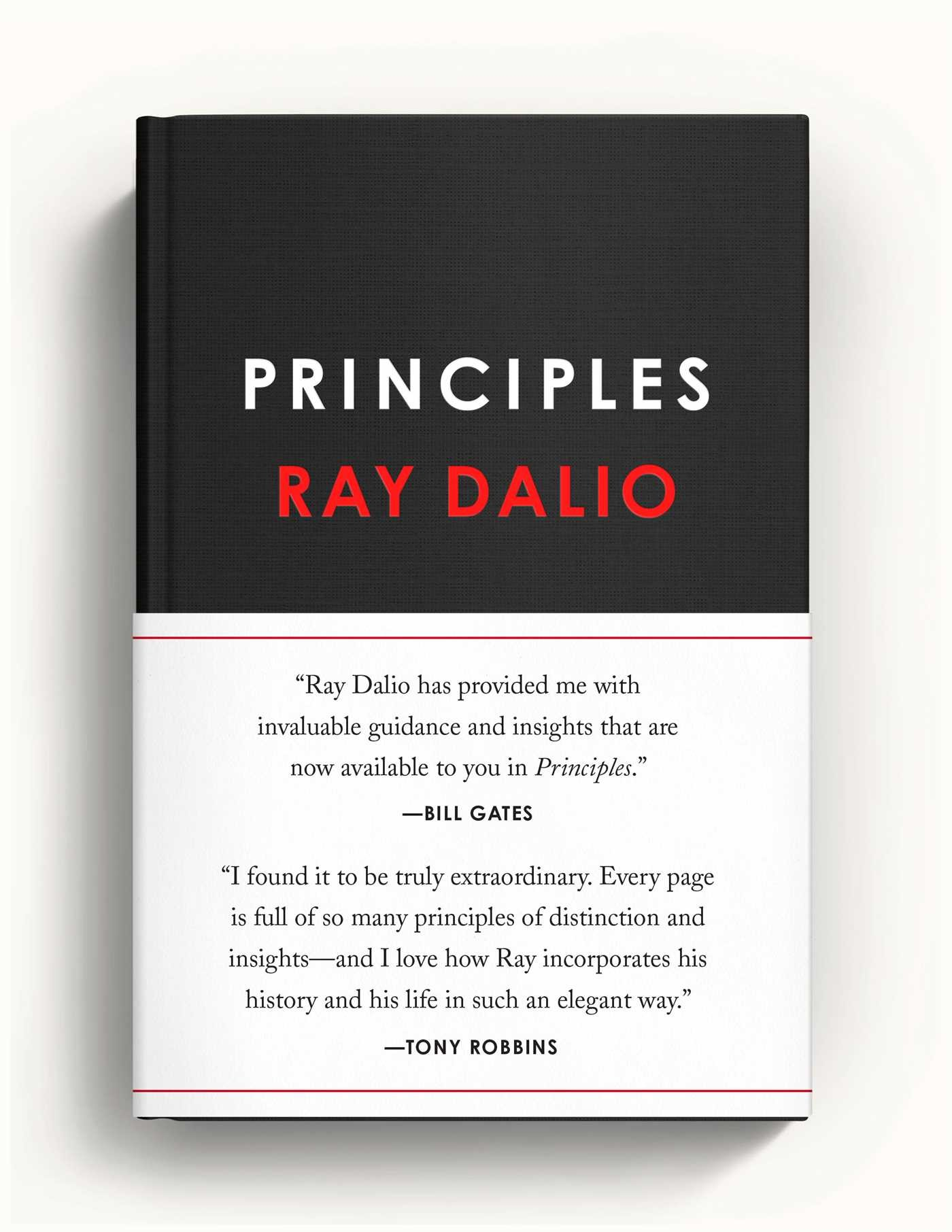 Principles by ray dalio - 500强CEO 的最佳书单