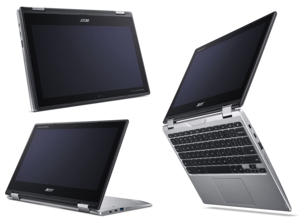 acer commercial devices for business chromebook spin 11 - Acer 大力提升商务效率!