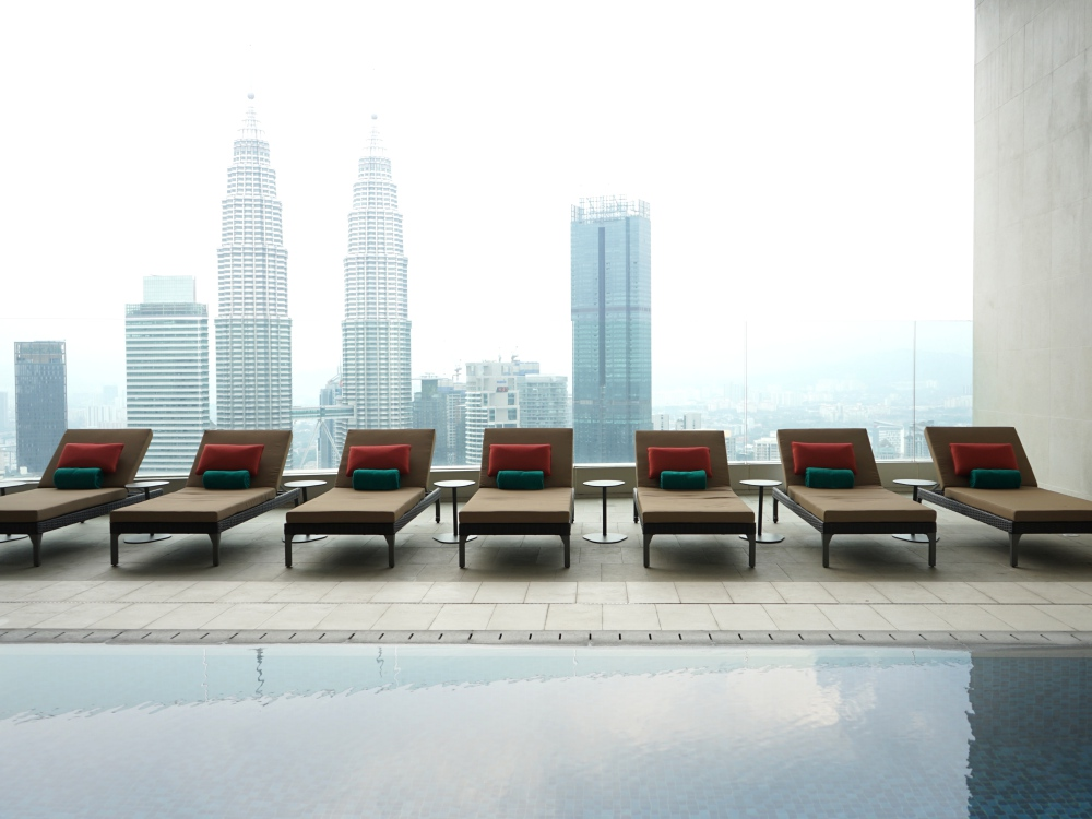 banyan tree urban resort and vertigo rooftop bar 5 - Vertigo 露天酒吧,优美氛围里品味奢华悠闲