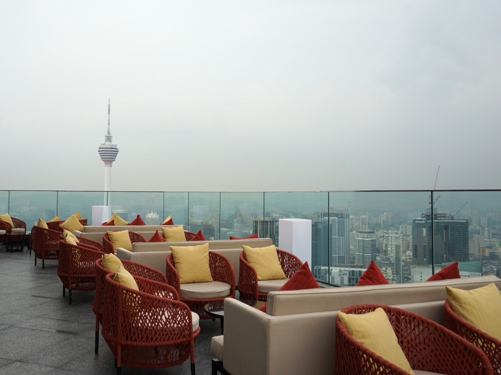 banyan tree urban resort vertigo rooftop bar 2 - Vertigo 露天酒吧,优美氛围里品味奢华悠闲