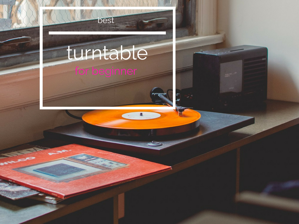 best turntable for beginner Photo by Travis Yewell on Unsplash - 编辑推荐:入门级黑胶唱机