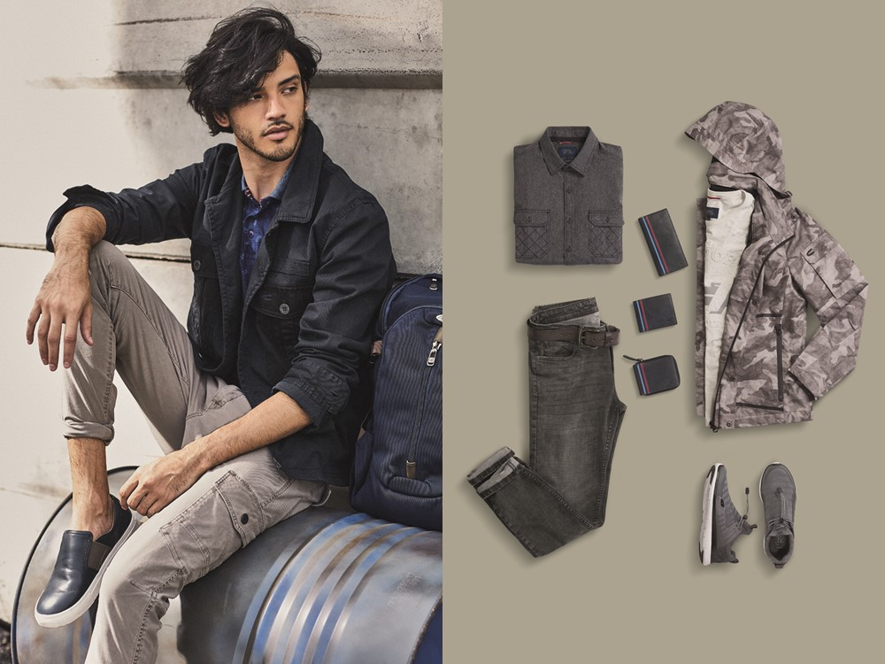 camel active denim collection 2018 - 带你认识更年轻的 Camel Active