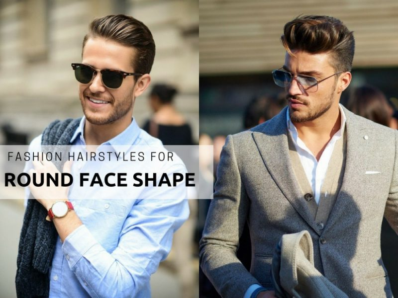 fashion hairstyles for round face shape BIG 800x600 - Home