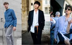 grandad shirt fashion style 240x150 - 绅士的休闲造型必备 Grandad Shirt