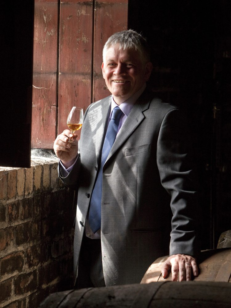 johnnie walker black label sherry edition interview with chris clark by kingssleeve 2 - Interview with Diageo Master Blender Chris Clark
