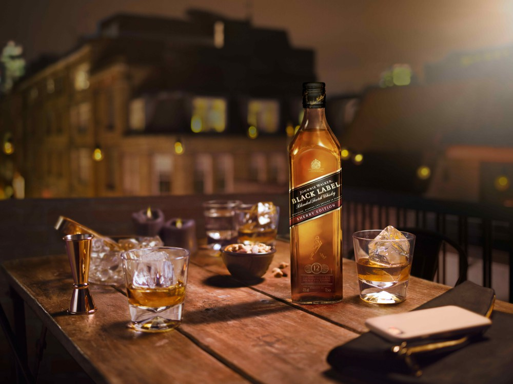 johnnie walker black label sherry edition interview with chris clark by kingssleeve 3 - 酿酒大师 Chris Clark,一生离不开威士忌