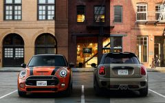 new mini 3 Door and the new mini 5 door luxury cars BIG  240x150 - New MINI  新时代创新,不失标志经典!