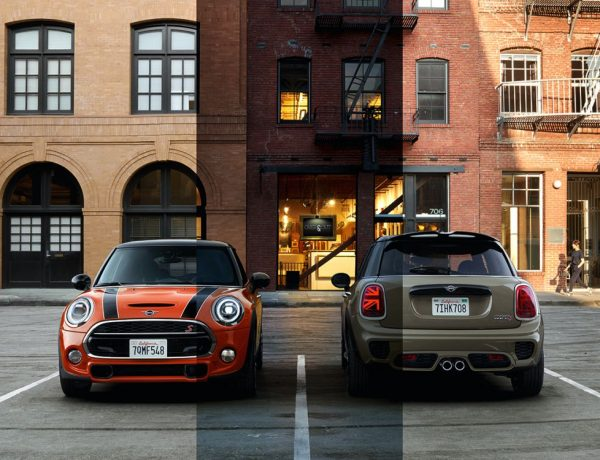 new mini 3 Door and the new mini 5 door luxury cars BIG  600x460 - New MINI  新时代创新,不失标志经典!