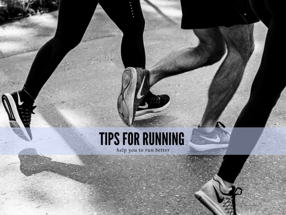 tips for running BIG - 跑步不能轻率:那些你忽略的小事