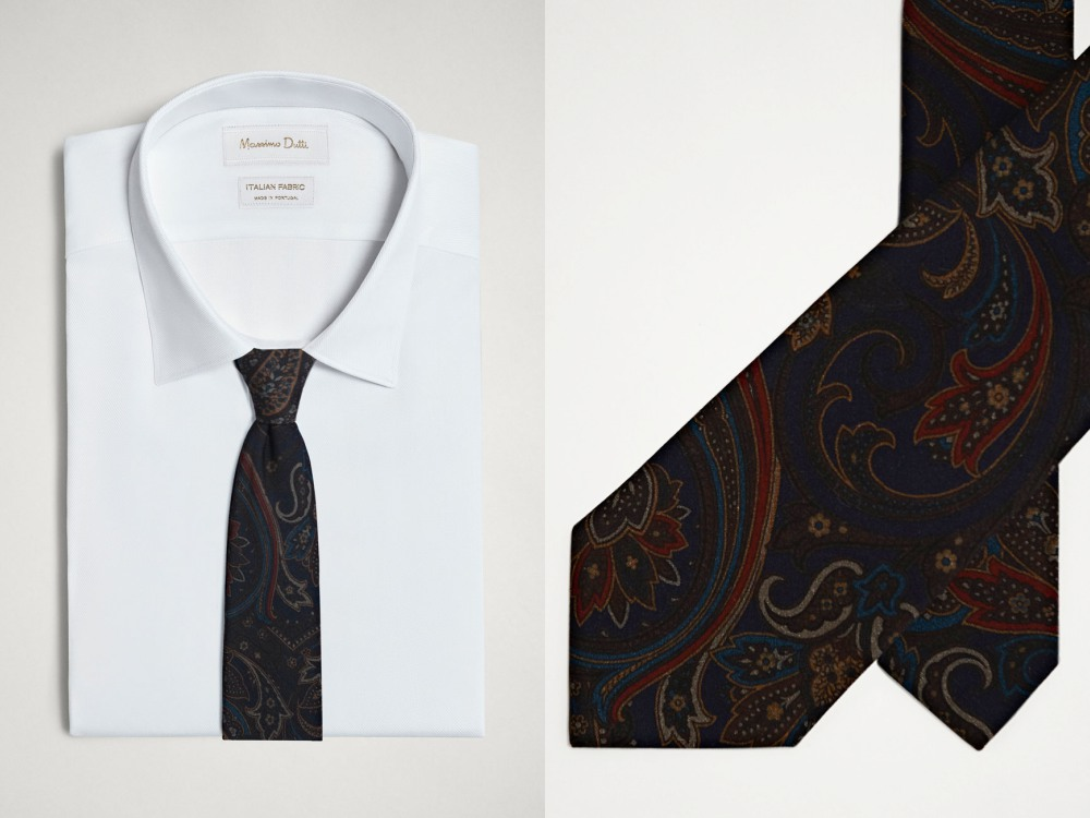 you need a tie to complete your style prints 1 - 领带为你戴上儒雅品位!
